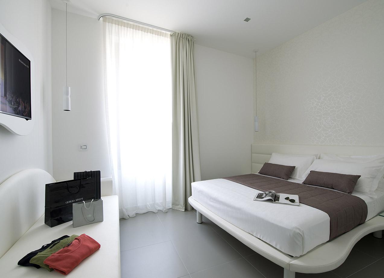 Mia Aparthotel Milano - Appartamento Business - Letto