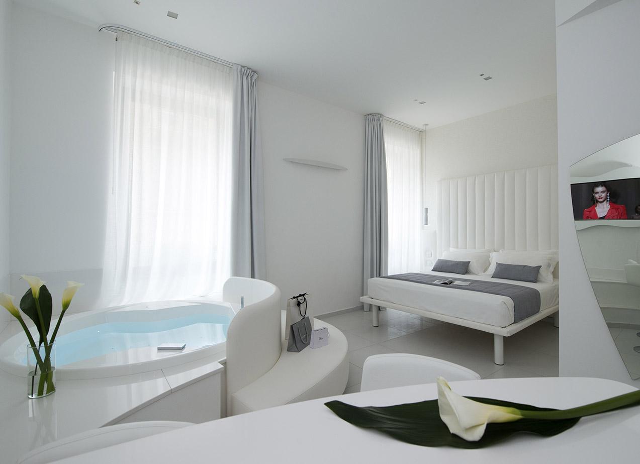 Mia Aparthotel Milano - Appartamento Design - Letto