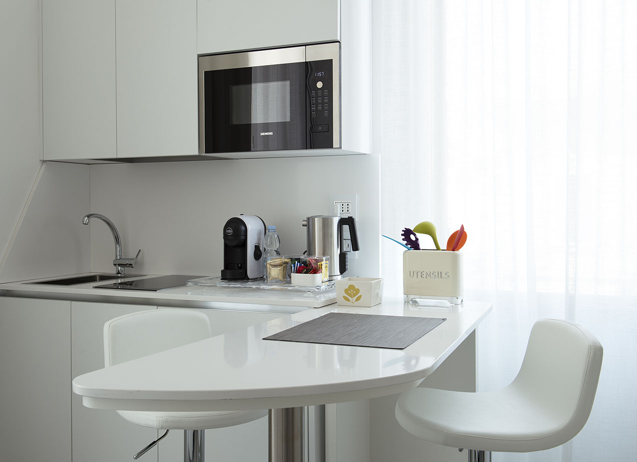 Mia Aparthotel Milano - Appartamento Enjoy - Cucina
