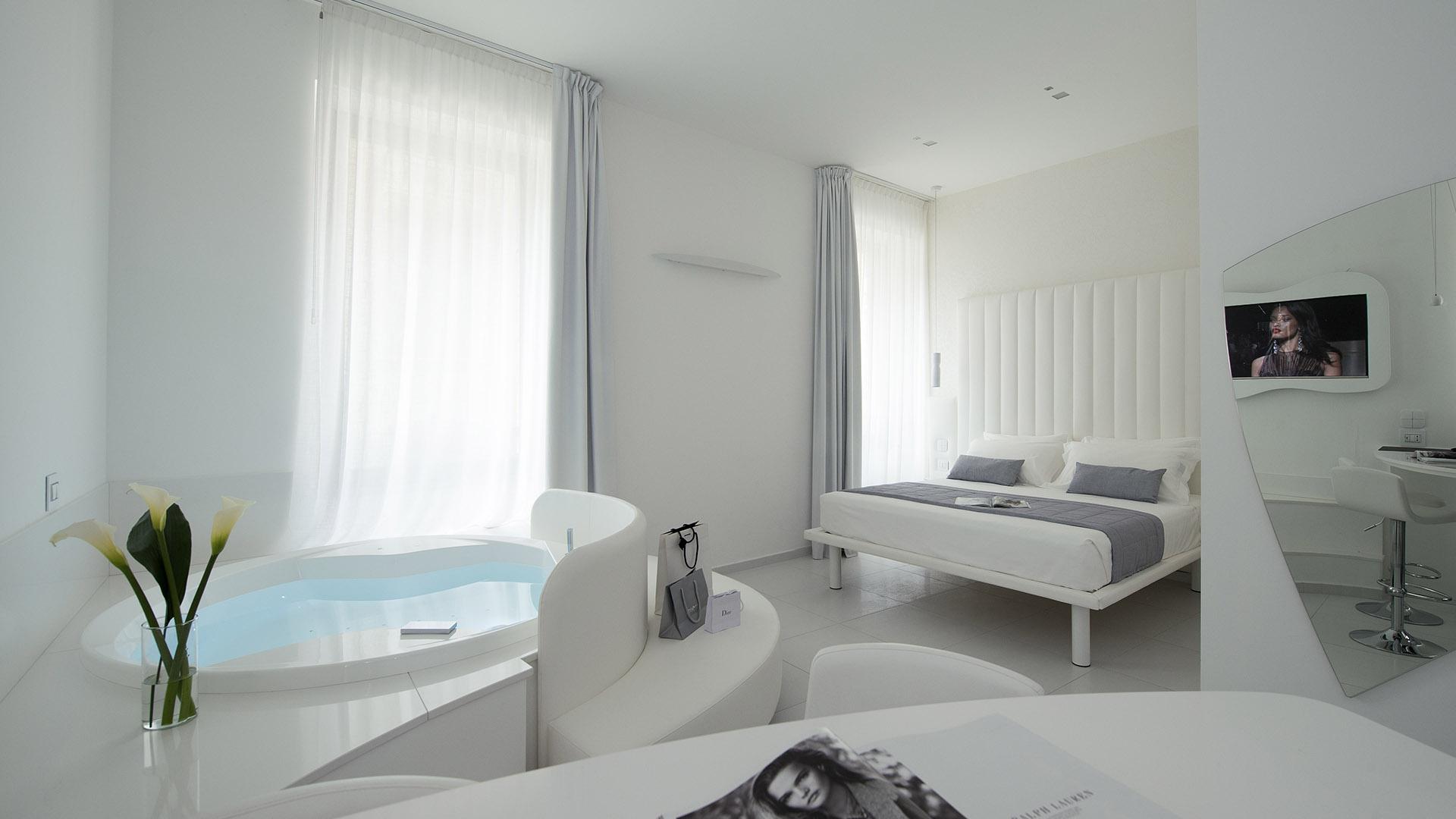 Mia Aparthotel Milano - Appartamento Enjoy - Appartamento Design - Letto