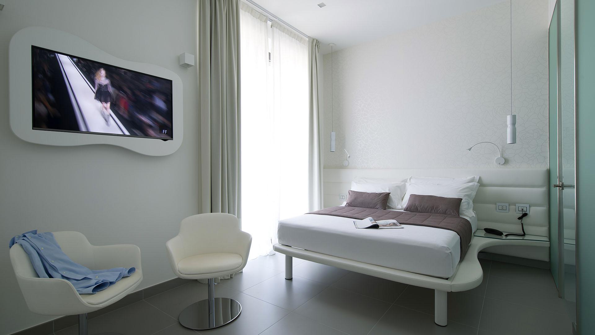 Mia Aparthotel Milano - Appartamento Enjoy - Appartamento Business- Letto