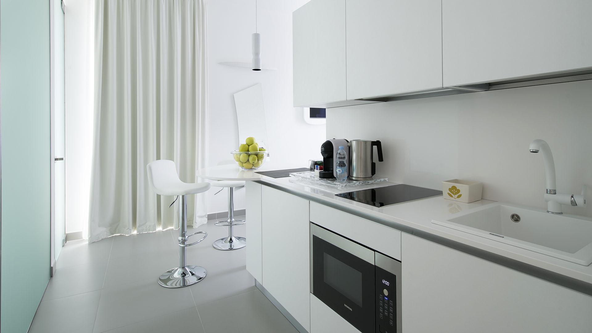 Mia Aparthotel Milano - Appartamento Enjoy - Appartamento Business- Cucina