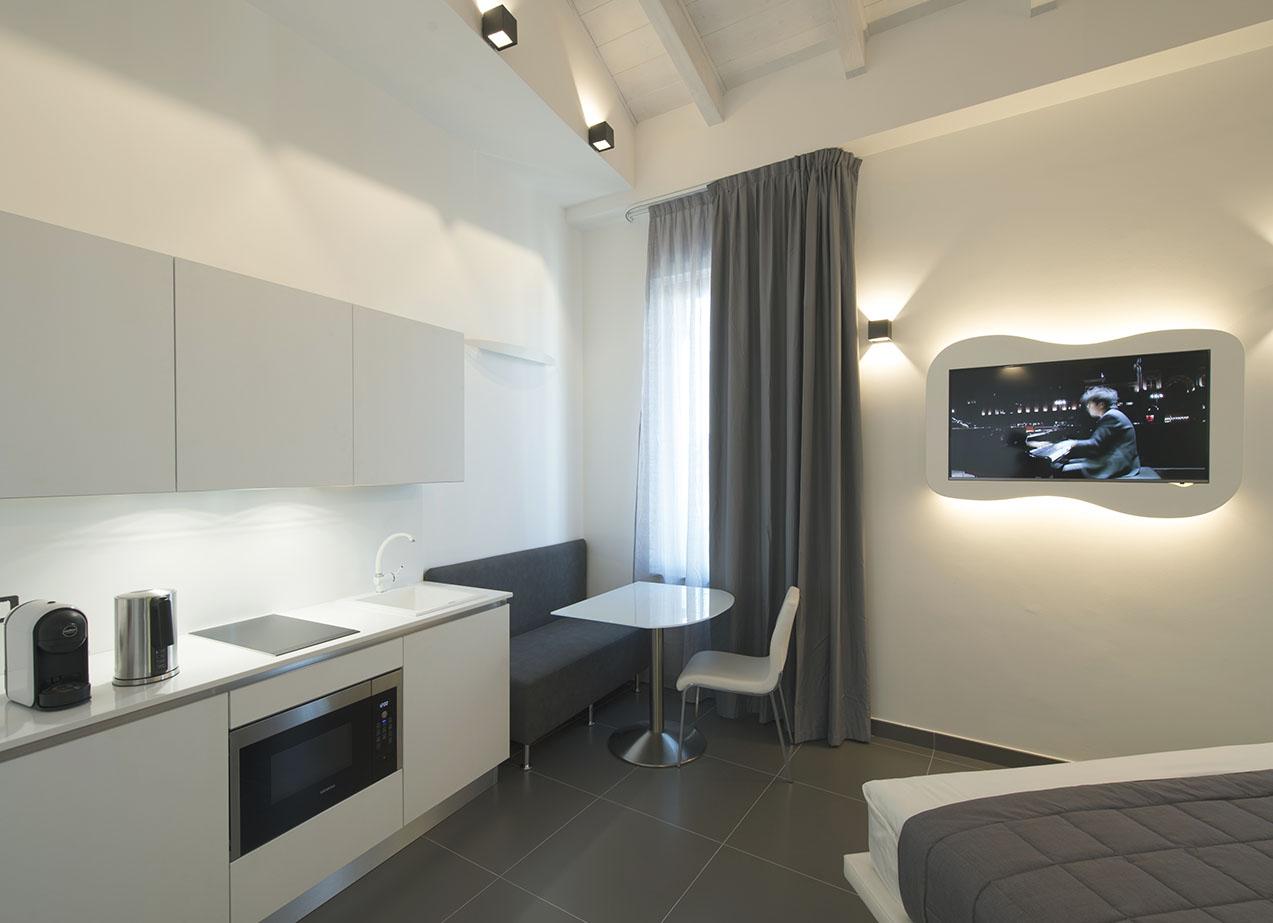 Mia Aparthotel Appartamento Business