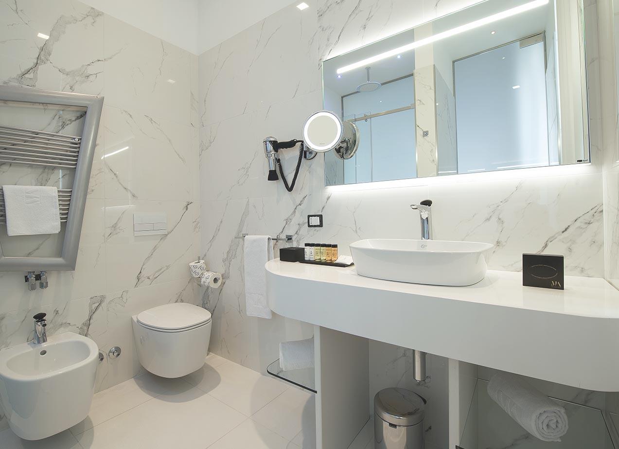 Mia Aparthotel Appartamento Design bagno