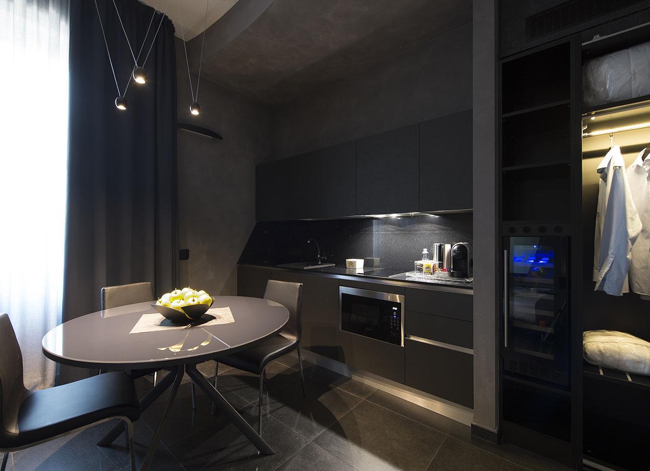 Mia Aparthotel Milano - Appartamento Fashion - Cucina