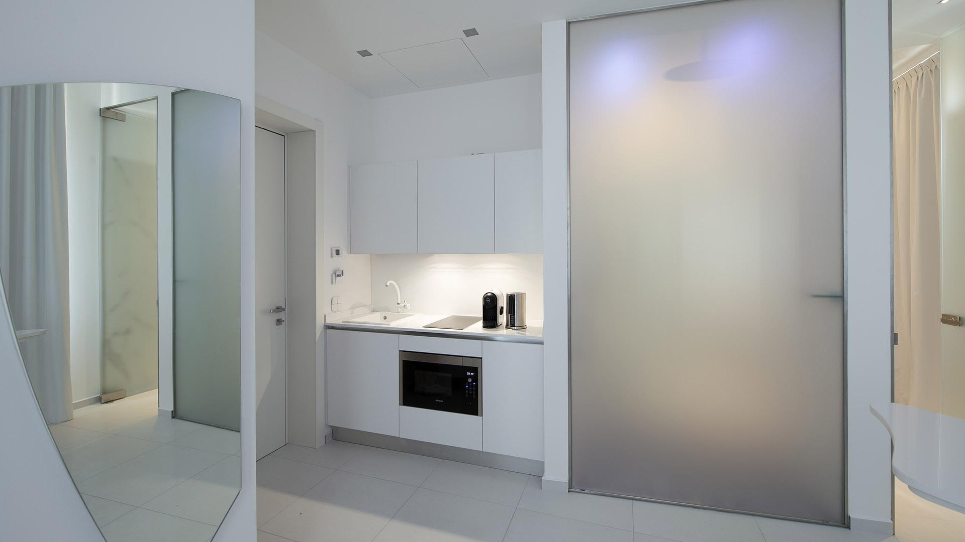 Appartamento di design per vacanza a milano mia aparthotel for Appartamenti design