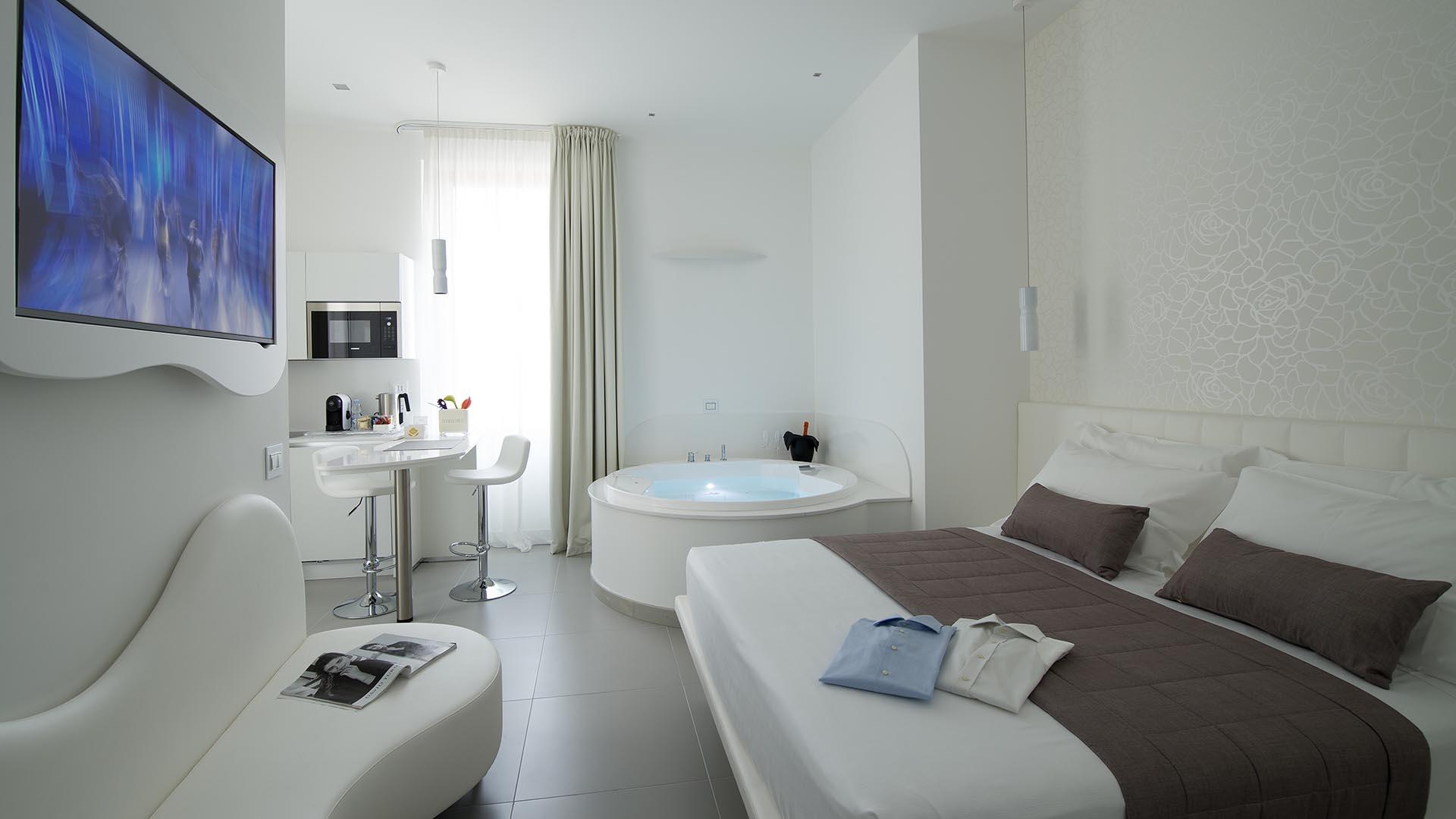 Mia Aparthotel Milano - Appartamento Enjoy - Letto