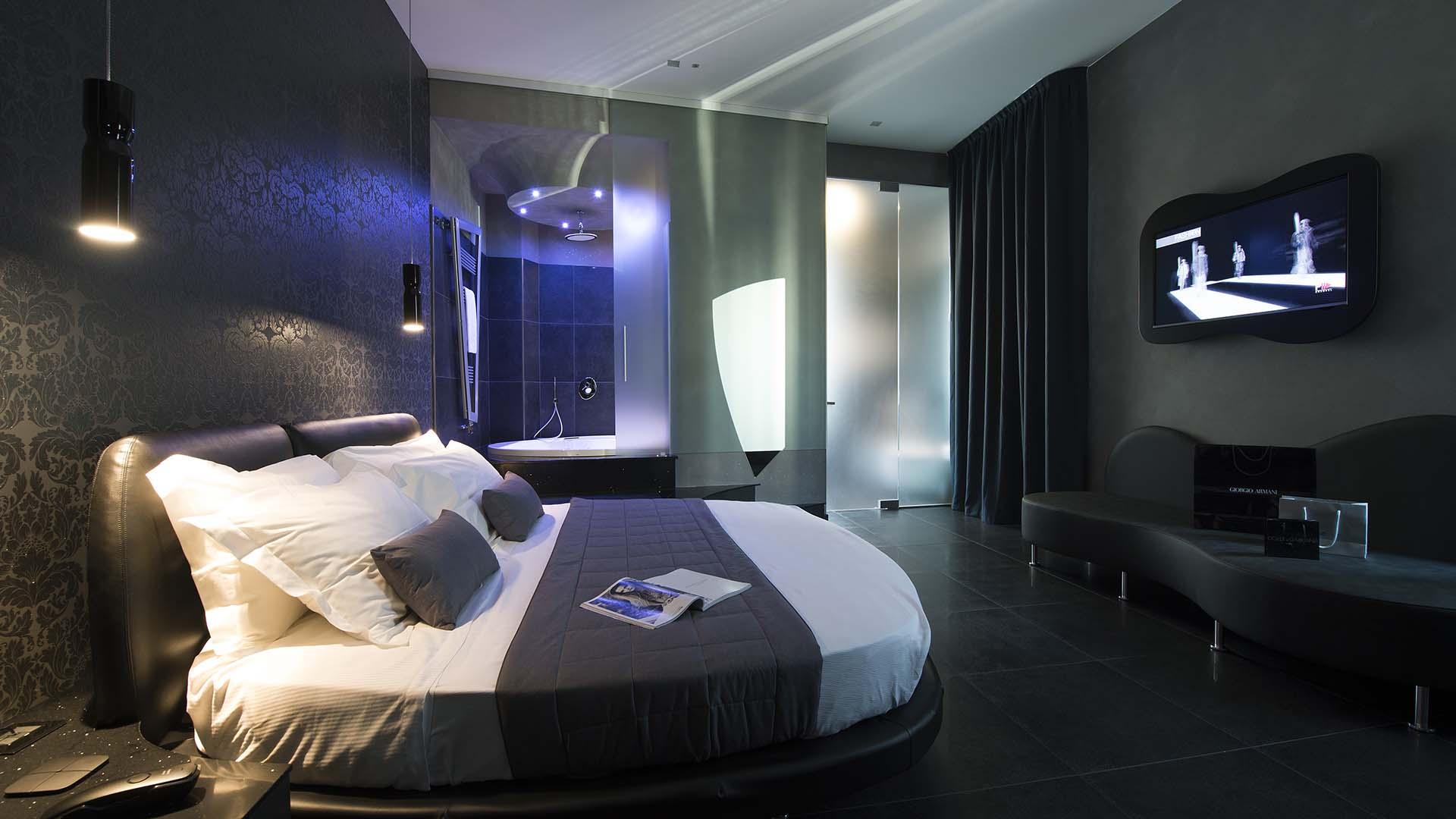 Mia Aparthotel Milano - Appartamento Enjoy - Appartamento Fashion - Letto