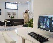 mia aparthotel milan internet point service
